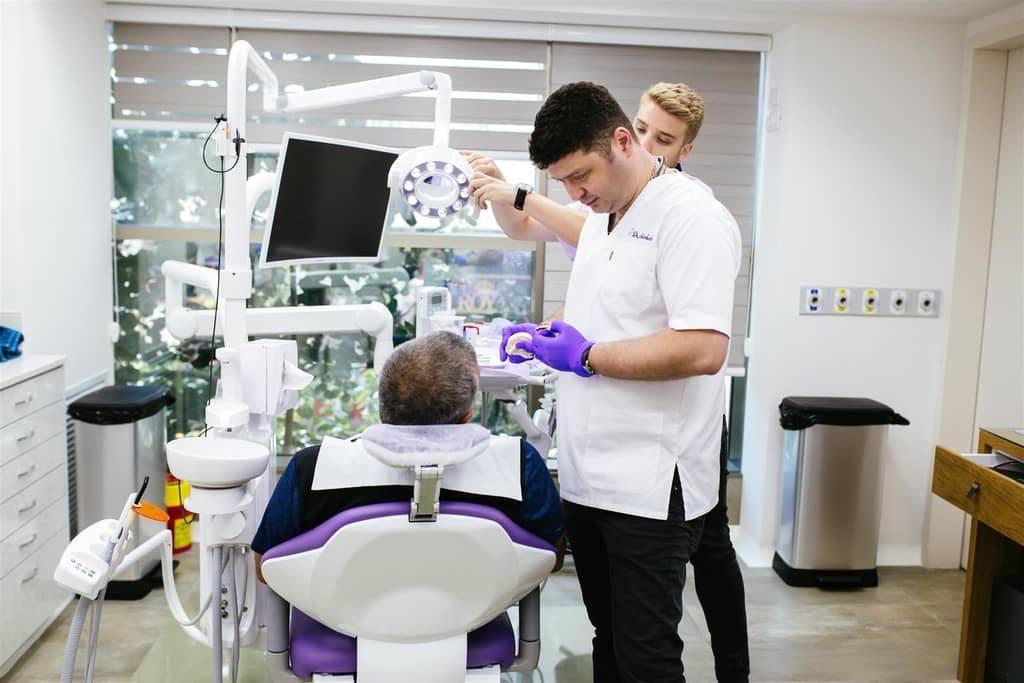 טיפול בחרדות באמצעות טיפול שיניים בהרדמה כללית
