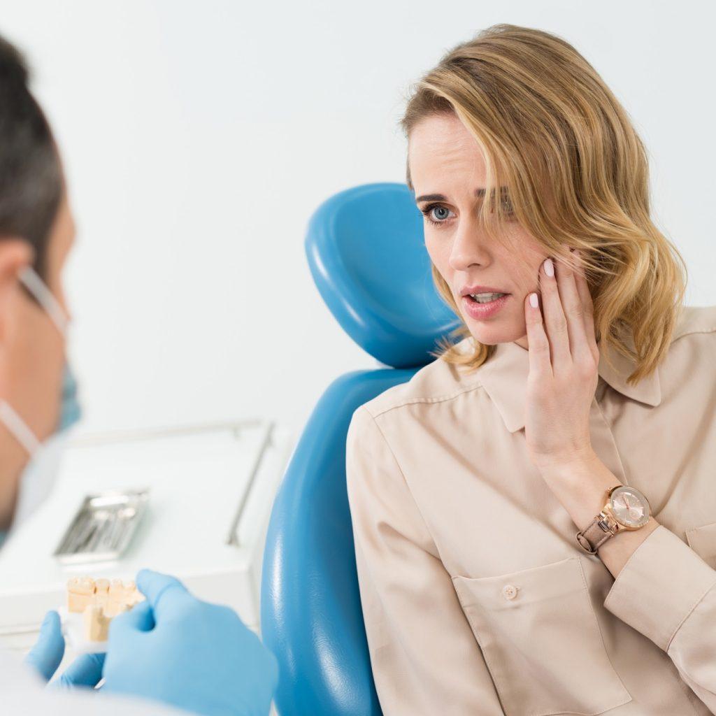 כאבי שיניים ואיך למנוע אותם